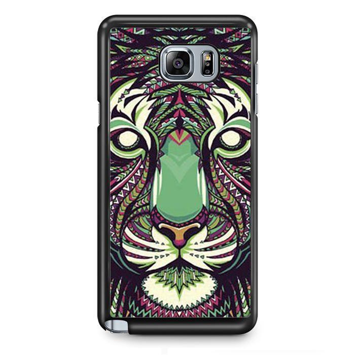 Tiger Aztec TATUM-11238 Samsung Phonecase Cover Samsung Galaxy Note 2 Note 3 Note 4 Note 5 Note Edge