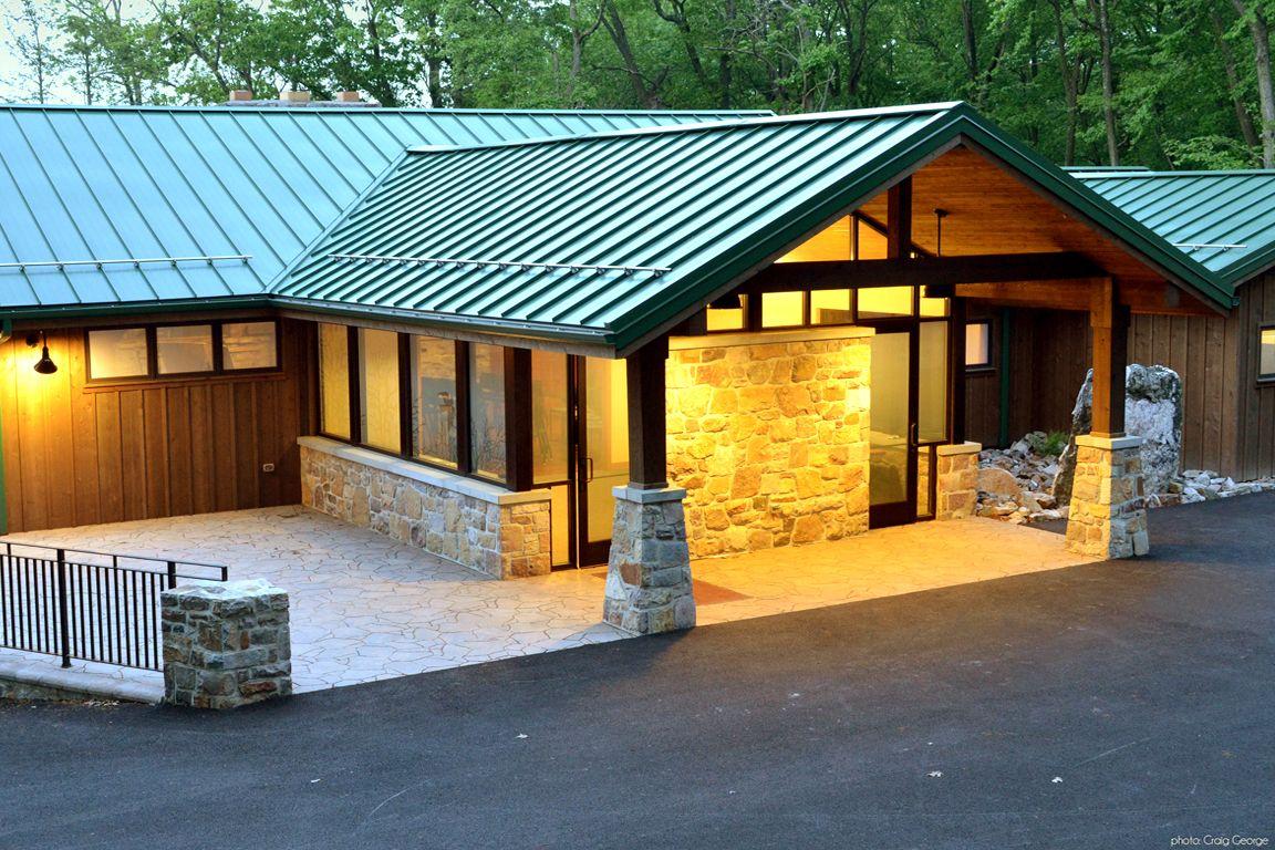 Best Forest Green Atas Dutch Seam Roof Standing Seam 400 x 300