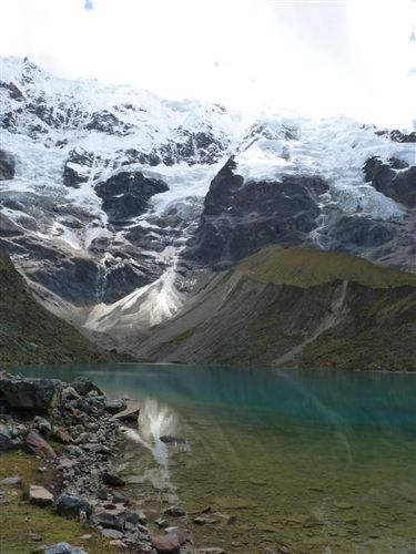 Lake Humuntay, Peru
