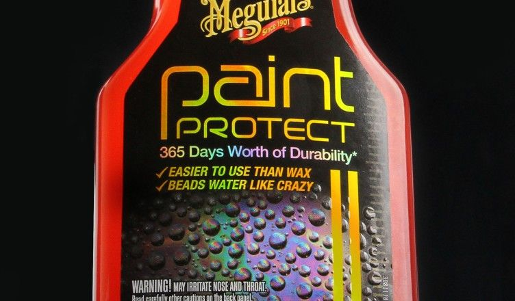 Meguiar's new Paint Protect. 360 days of protection