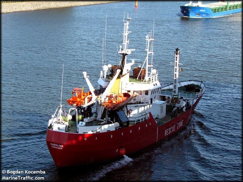 KAROLINE, Standbysafety vessel, IMO 5335450 Vessel