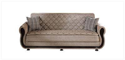 Argos Convertible Sofa Bed By Istikbal In Zilkade Light
