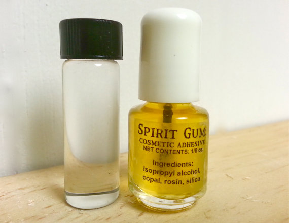 Spirit Gum and Spirit Gum Remover Combo Pack