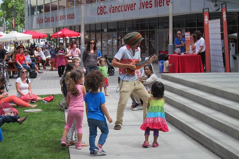 Musical Nooners is Back for 2014 - Vancouver Mom