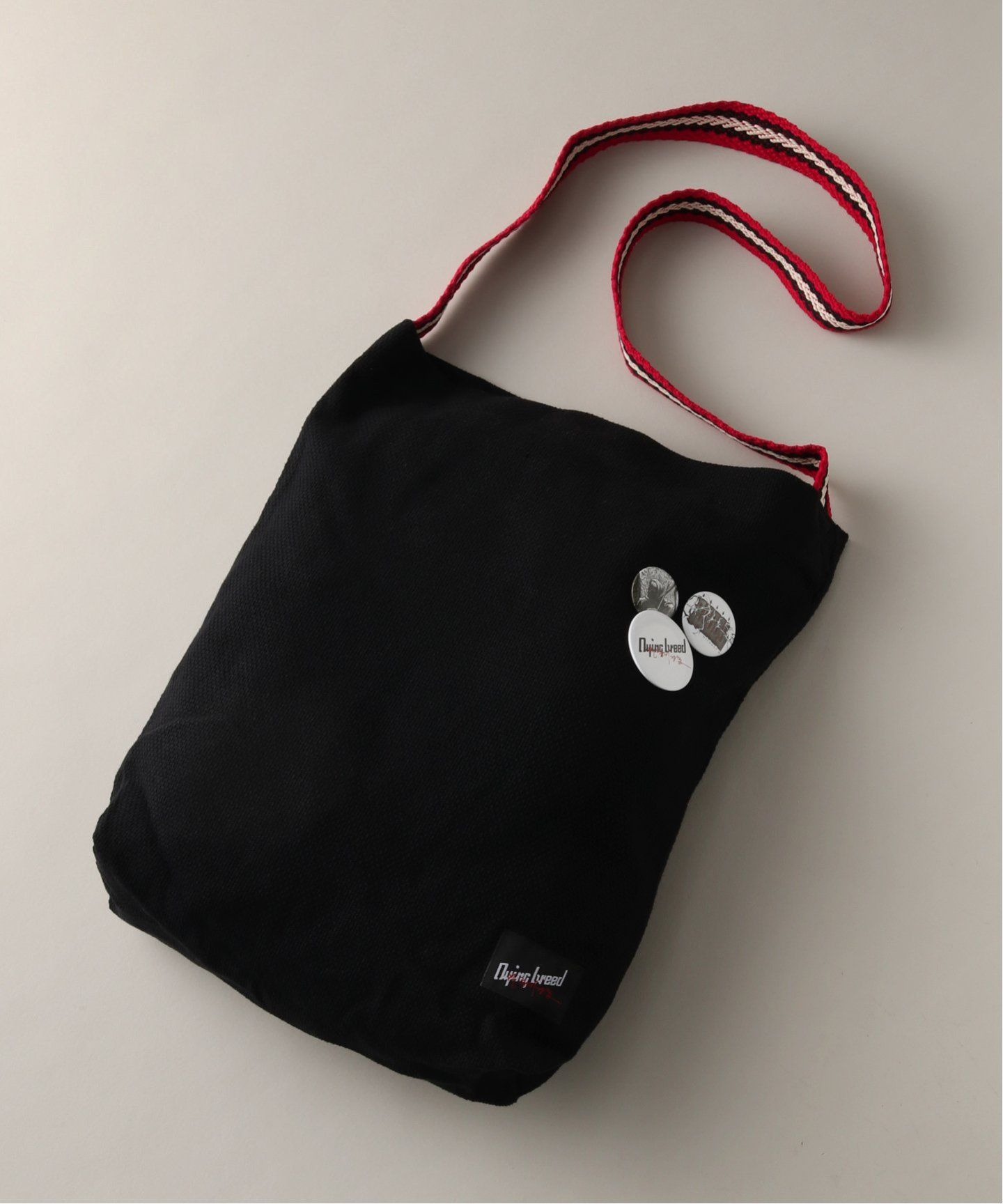 Photo of DYING BREED Cotton Label Eco Bag | JOURNAL STANDARD