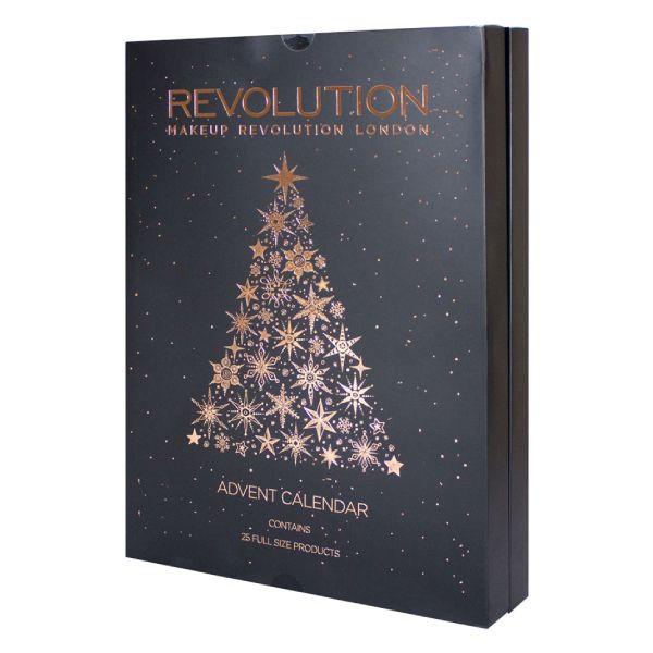 Makeup Revolution Calendrier De L Avant Beaute Calendrier De L