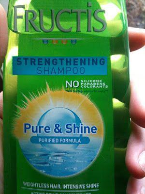 """GARNIER FRUCTIS """"Strengthening shampoo"""""""