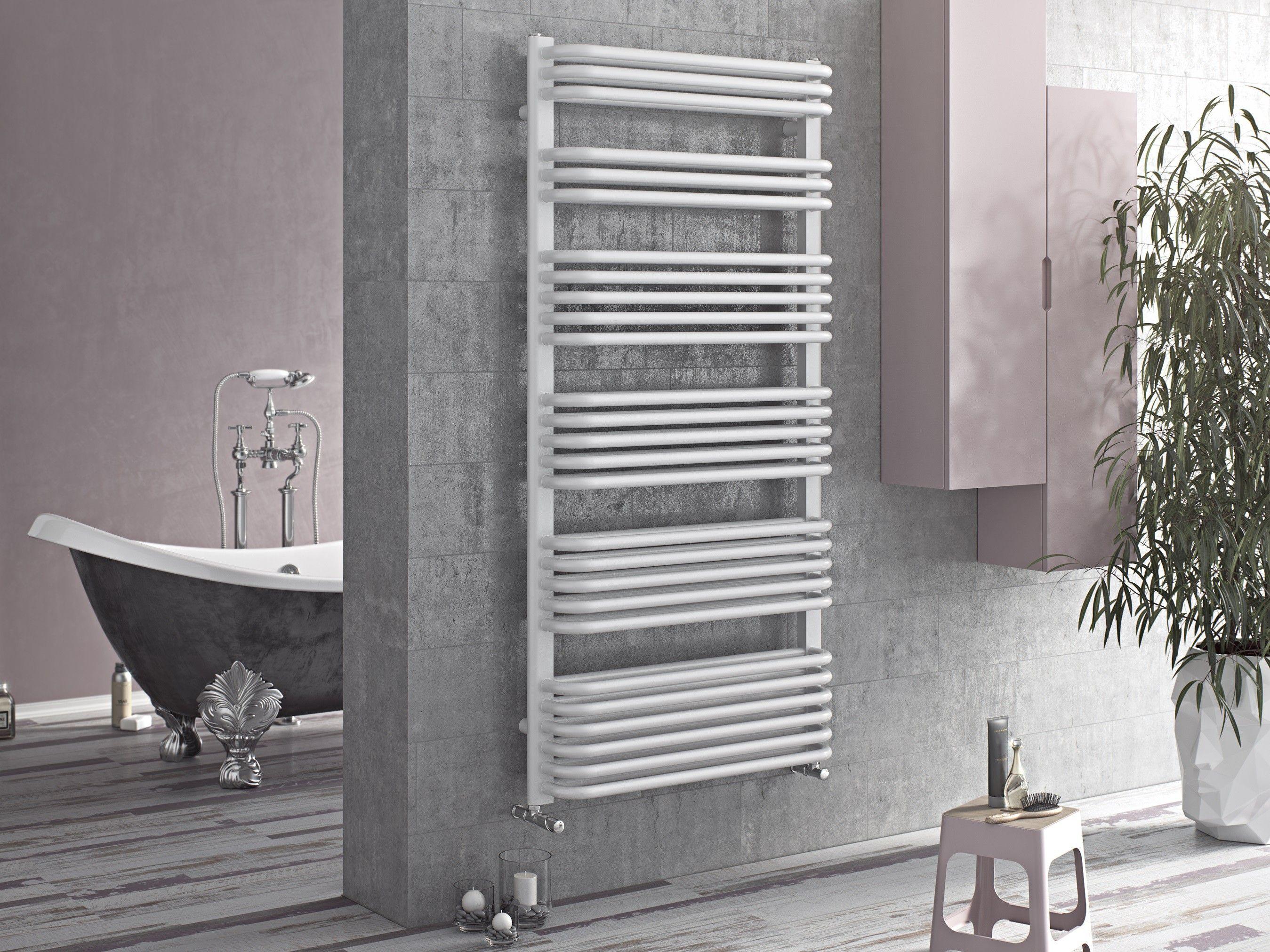 Badezimmer Heizkörper ~ Design handtuchheizkörper gebogen mm watt höhe
