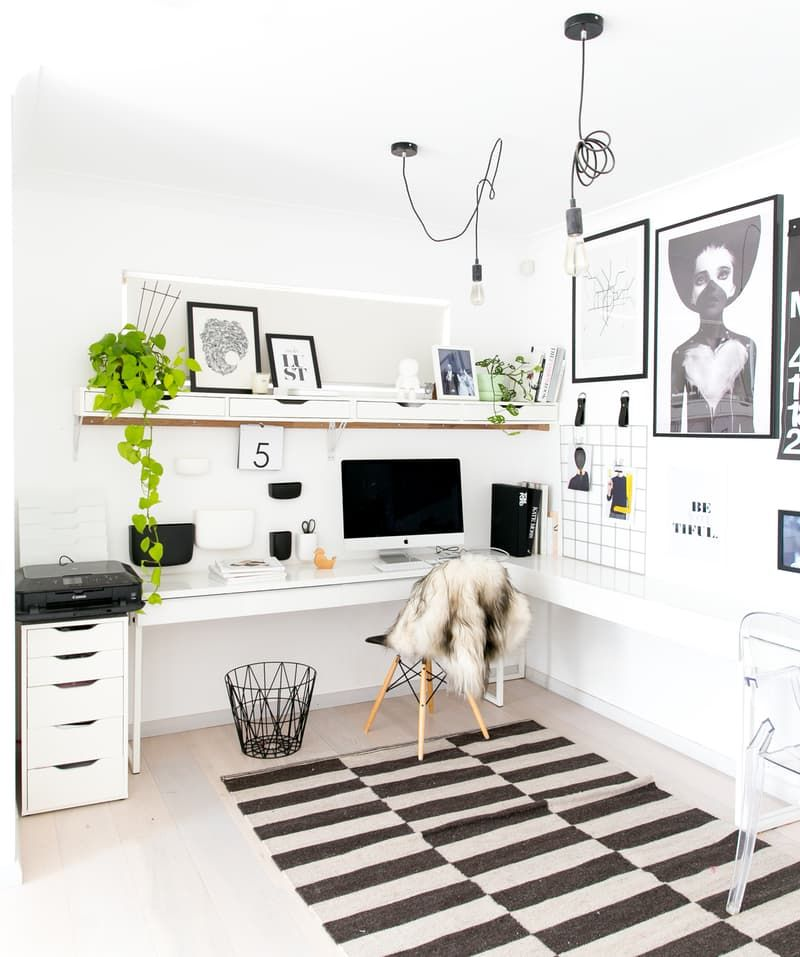 Up Your Energy Simple Workspace Feng Shui Principles To Try Today Apartment Therapy Home Office Decor Home Office Design Interior