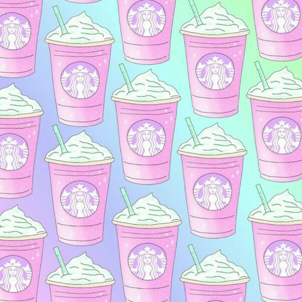 Pink Starbucks Wallpaper In 2019