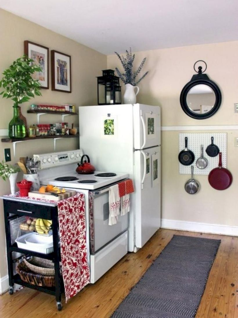 34 Small Apartment Decorating Ideas On a Budget (With ...