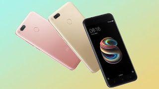 Teknolut Inilah Ponsel Xiaomi Mi5x Iphone Ponsel Smartphone