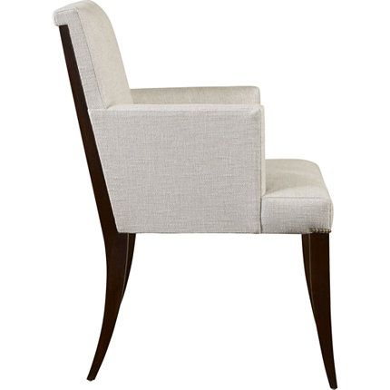 Baker Furniture : Atelier Dining Arm Chair - 8643 : Thomas Pheasant : Browse Products