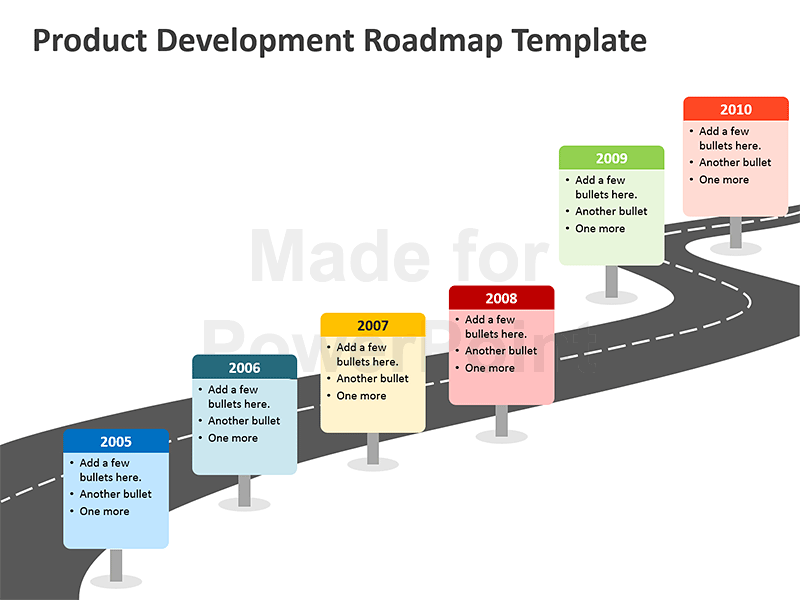 Roadmap Infographic Template - Google Search | Roadmap Infographic,  Powerpoint Templates, Technology Roadmap
