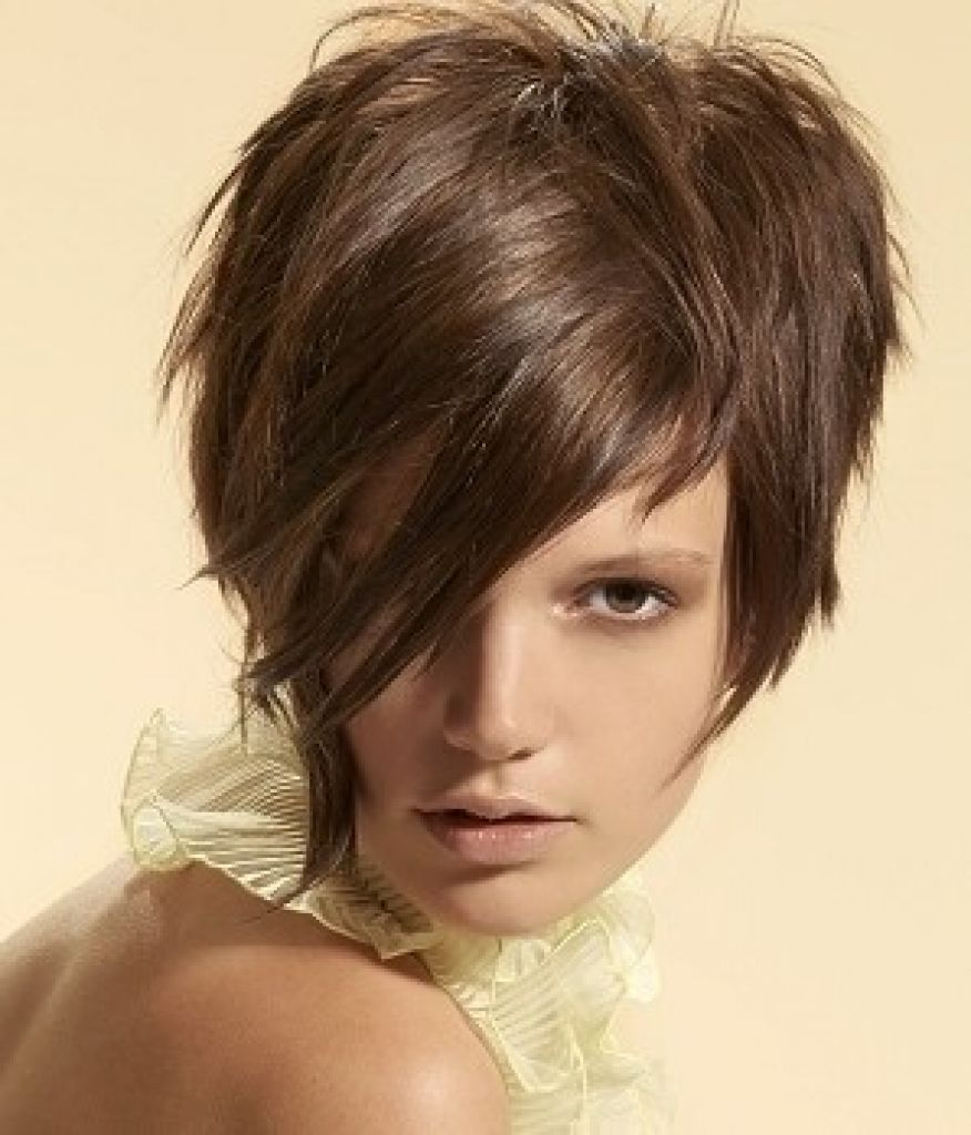Pixie hair with long bangs google search haircuts pinterest