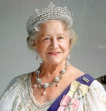 Satchelpedia Elizabeth Bowes Lyon The Beloved Queen Mum Royal Crowns Royal Jewels Queen Mother