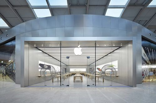Take A Global Tour Of The 50 Most Eye Catching Apple Stores Apple Store Apple Store Design Apple Retail Store