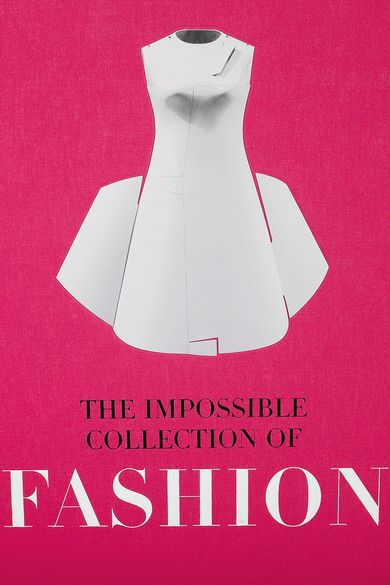 Pink The Impossible Collection Of Fashion By Valerie Steele Hardcover Book Assouline Fashion Iconic Dresses Fashion Books