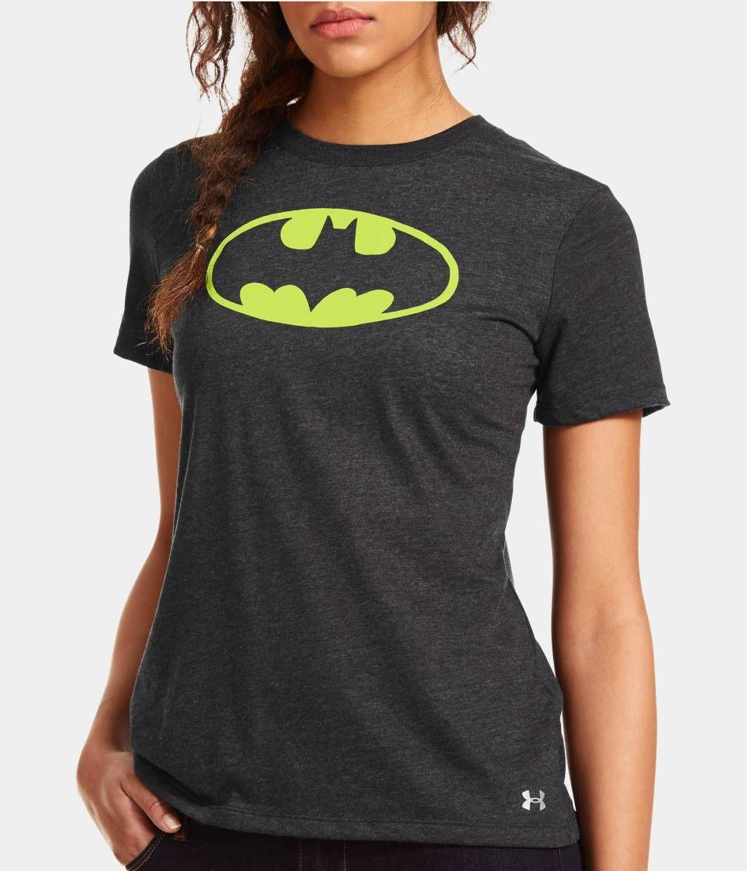 under armour batman womens