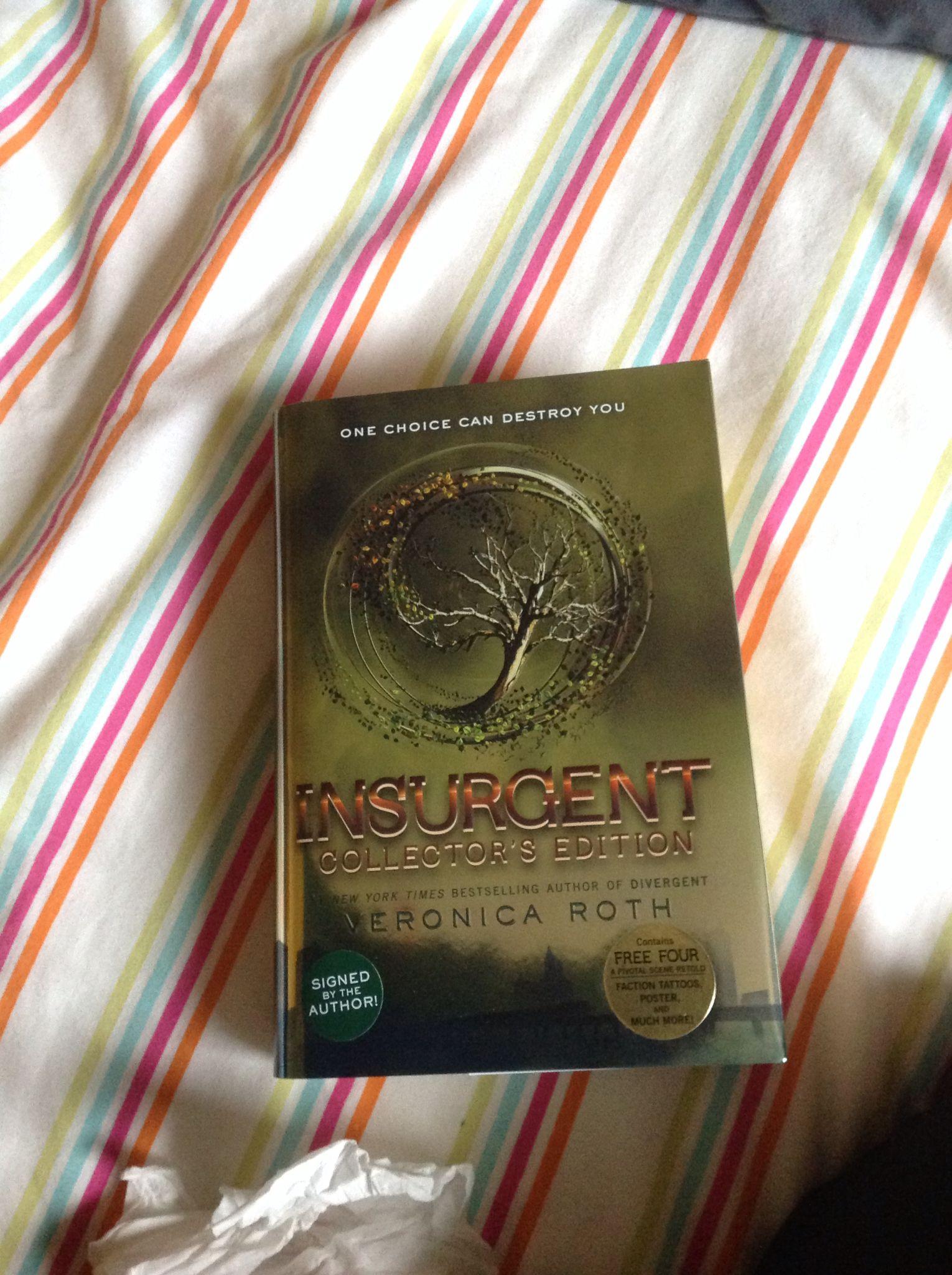 ~Divergent~Insurgent~Allegiant~