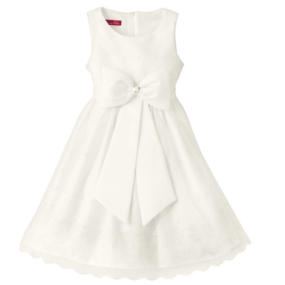 2d8ff9fc0a Flower girl dress from Kohls