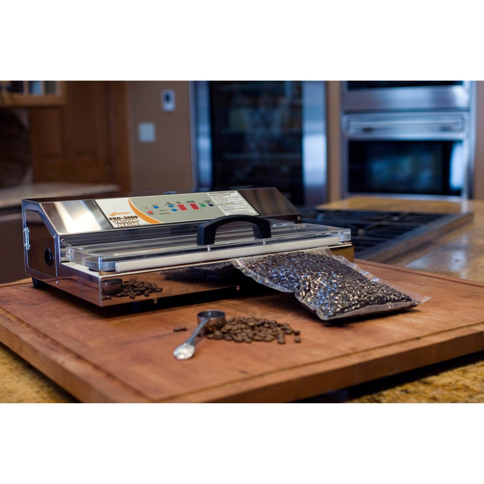 Weston PRO-3000 Stainless Steel Vacuum Sealer #Ad #PRO, #paid, #Weston, #Stainless
