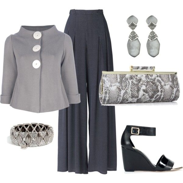 Attitude, created by susanstreet on Polyvore