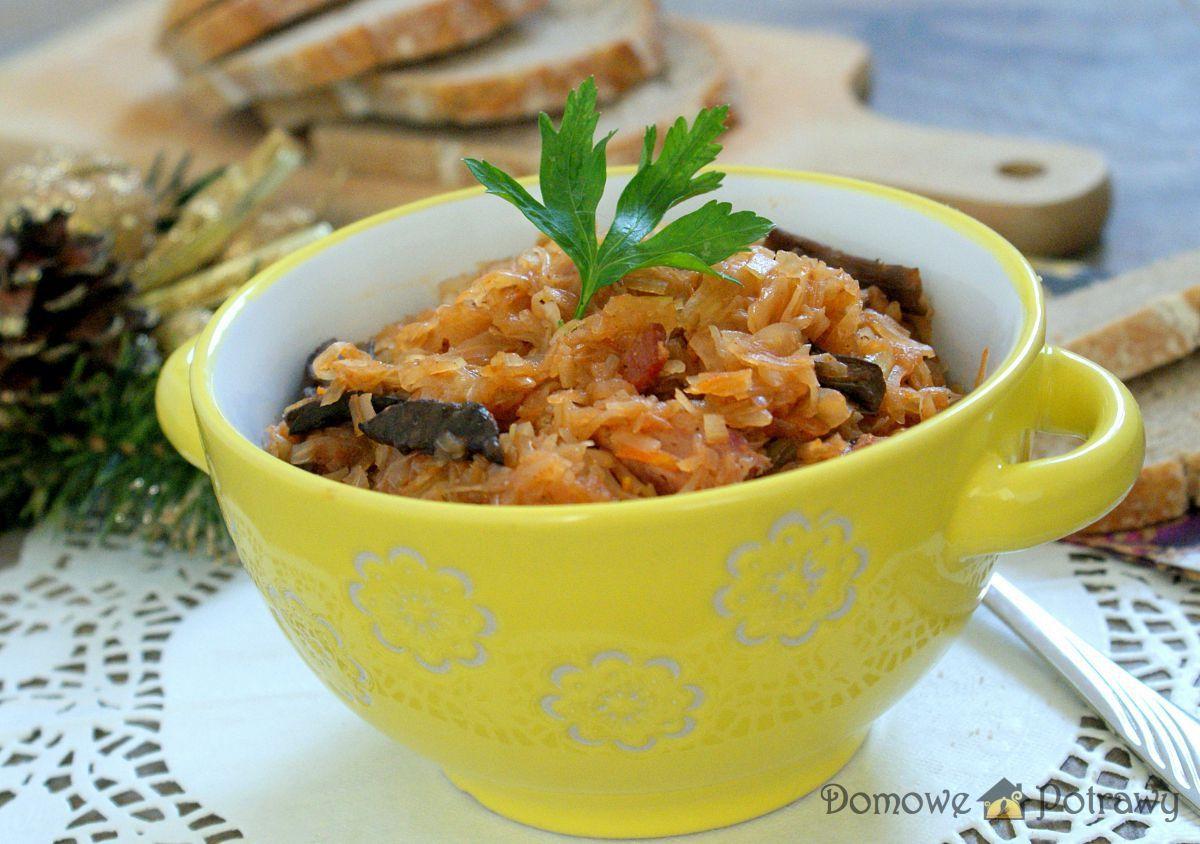 Bigos Na Swieta Domowe Potrawy Cooking Food Breakfast