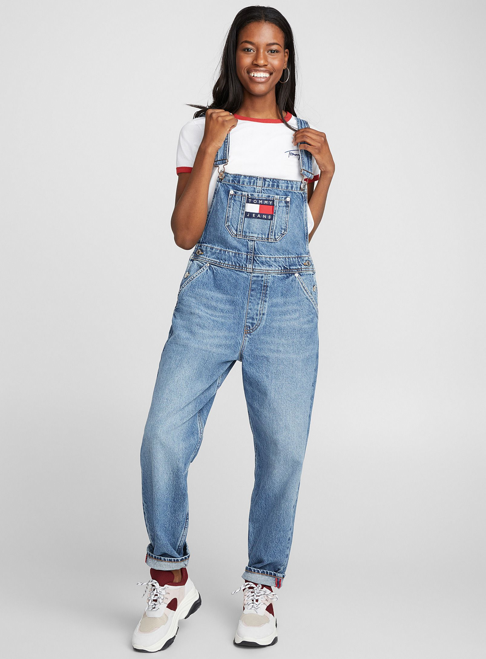 100% authentic huge sale running shoes La salopette Dungaree 90's in 2019 | All About Denim ...