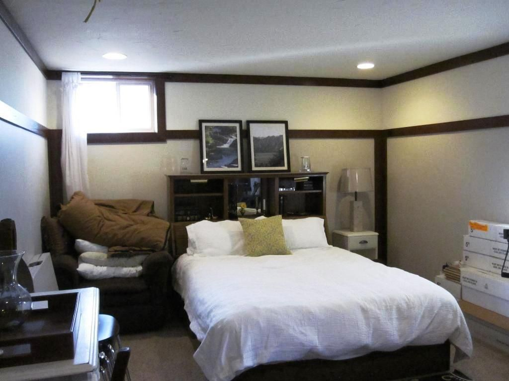 23 Most Popular Small Basement Ideas Decor And Remodel Basement Furniture Basement Bedrooms Small Basement Bedroom
