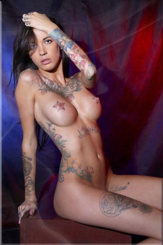 Allison stoner sexy body