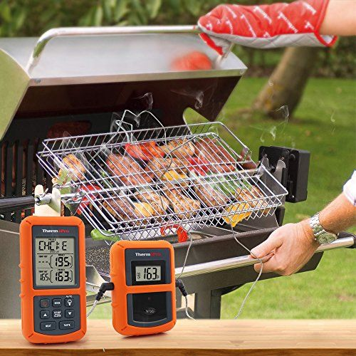 ThermoPro wireless remote grill thermometer