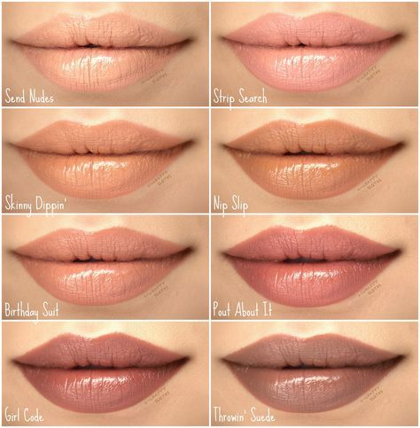 Photo of Too Faced | Natural Nudes Intense Color Coconut Butter Lipstick: Review and Swatches
