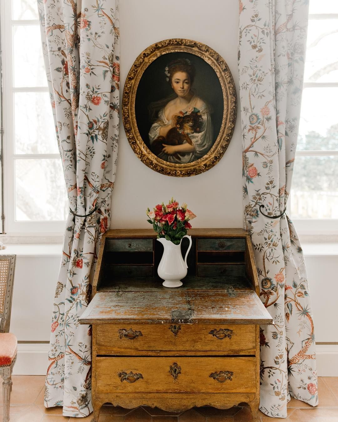 12 Perfect French Country Offices   Provencal decor, French ...