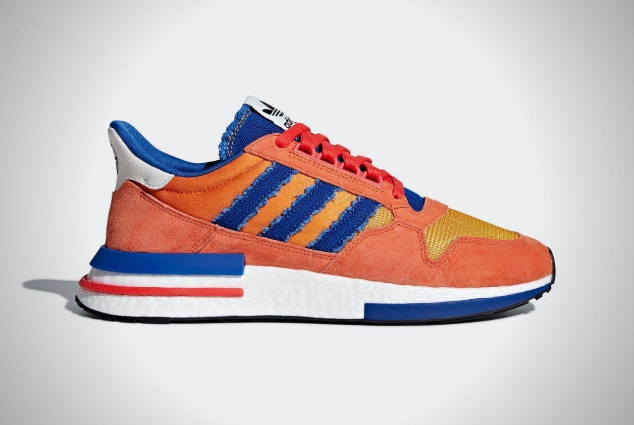 Dragon Ball Z x Adidas Sneaker Collection | Adidas, Sneakers