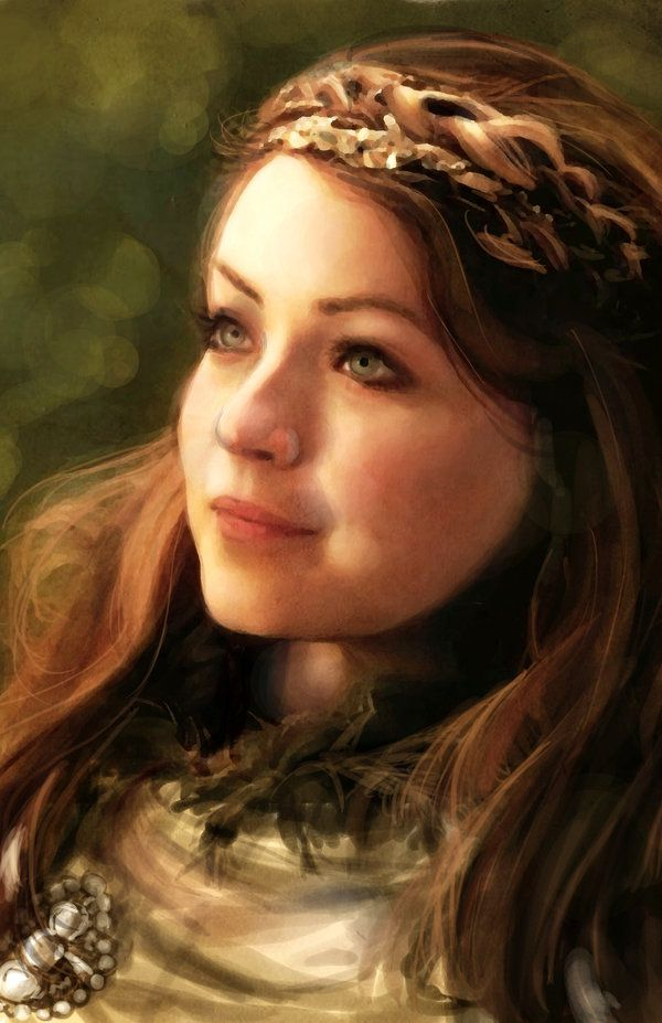 Aurora by DandyBee on deviantART ~ Once Upon a Time tv series ~ actress Sarah Bolger