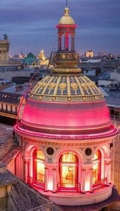 Pink Dome...