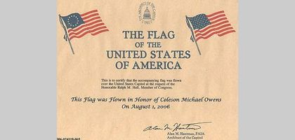 How To Get A Flag Flown Over The Us Capitol Ehow Com Flag Us Capitol United States Capitol