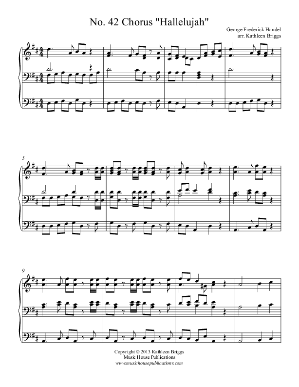 music arrangements free