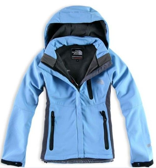 Cheap Womens North Face Windstopper Jacket Blue uk [North_Face 361] -  £57.39 :
