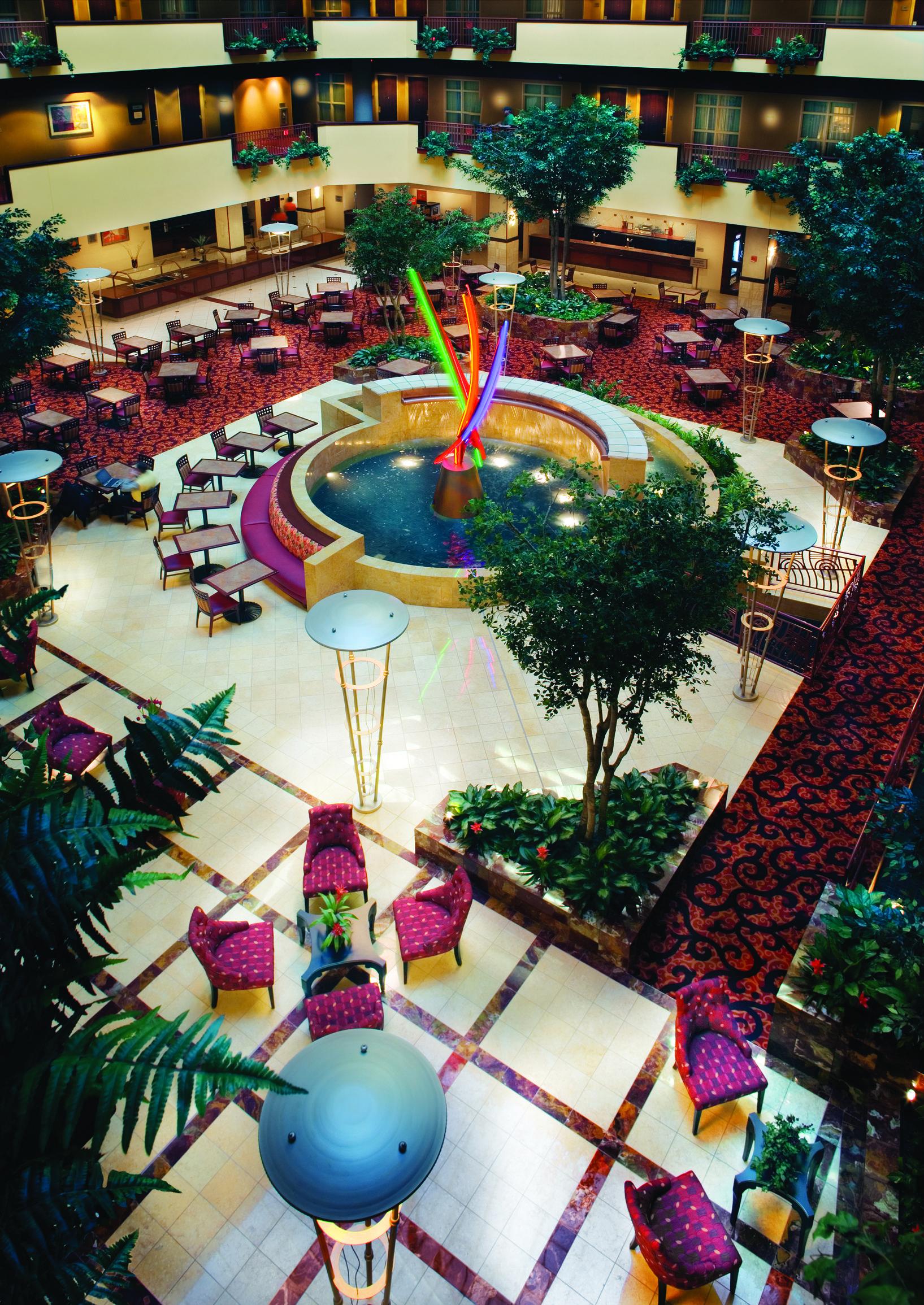 Embassy Suites Charlotte - Concord/Golf Resort & Spa
