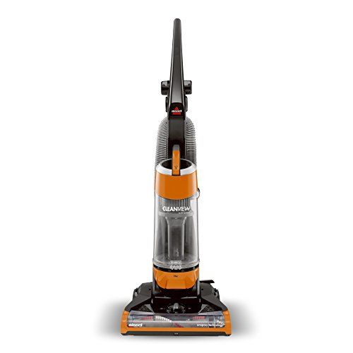 Bissell Cleanview Bagless Upright Vacuum With Onepass Technology 1330 Corded Bissell Vacuum Upright Vacuum Cleaner Bissell Cleaner