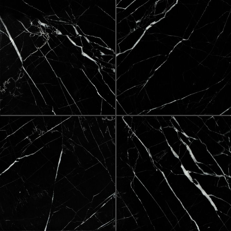 Marsala Country Floors Polished Marble Tiles Black And White Marble Marble Tiles