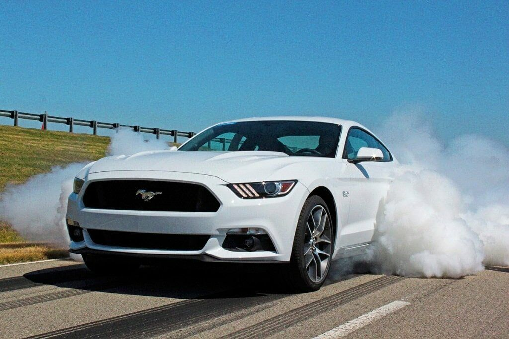 Ford Helps Get Your Mustang GT Track Ready 2015 ford