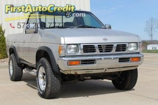 Check out this 1997 Nissan Frontier XE in Silver from First