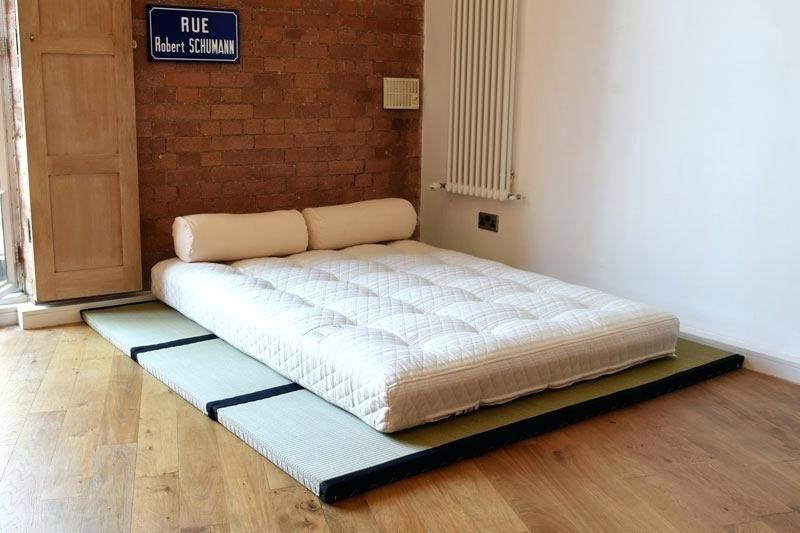 Japanese Floor Mat Bed Tatami