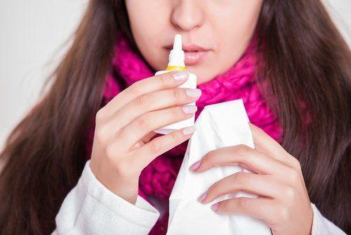 Remedio para la congestión nasal
