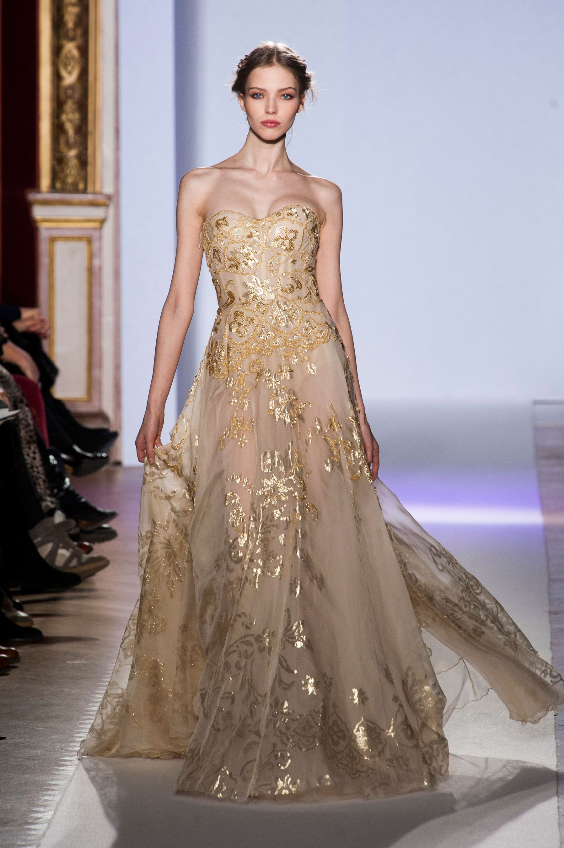 Zuhair murad hc su lace dresses dayslook new style lacedresses