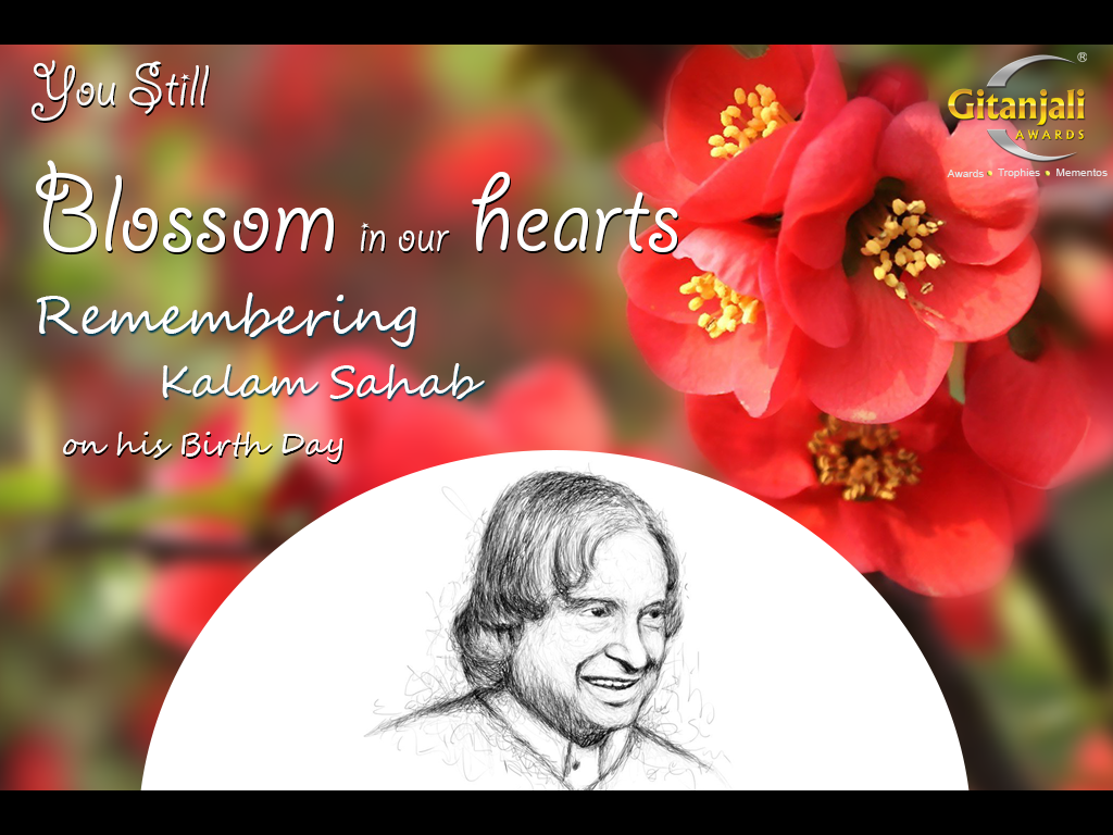 Remembering the Missile Man on his birthday, Dr. APJ