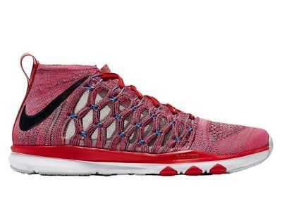 f46d4b117582 NEW MENS NIKE TRAIN ULTRAFAST FLYKNIT SNEAKERS 843694 500-MULTIPLE SIZES